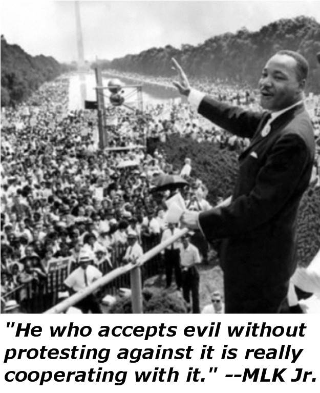 """Martin Luther King Jr. By Patriot Post Staff - """"I have a dream that one day this nation will rise up and live out the true meaning of its creed: 'We hold ..."""